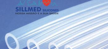 Mangueira de silicone transparente 3mm