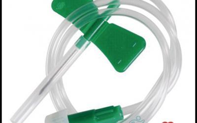 Dispositivo escalpe para infusão