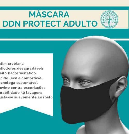Máscara Antimicrobiana – DDN PROTECT