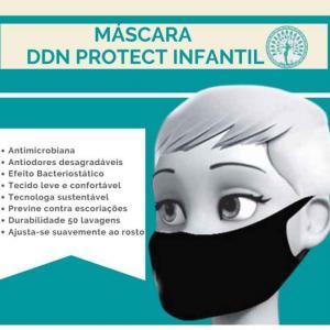 Máscara Infantil – DDN PROTECT