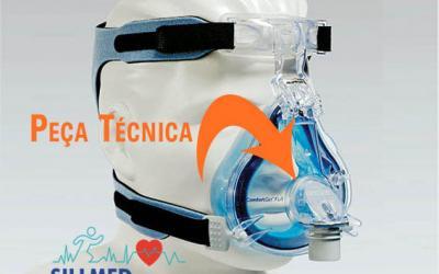 Peça Técnica para Máscara Respiratória
