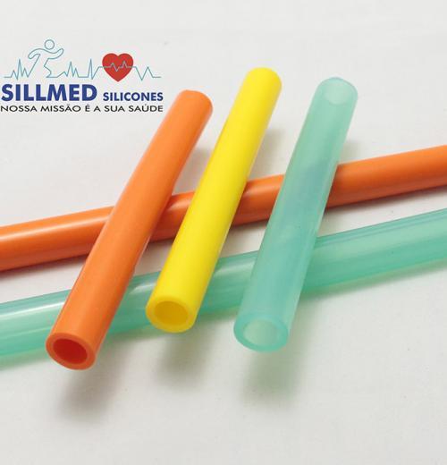 Tubos em Silicone Lax Vox